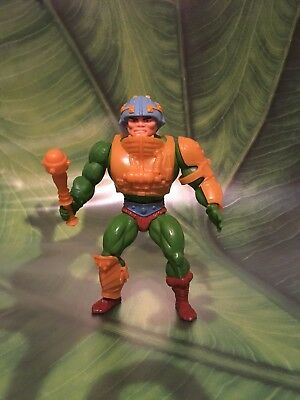 Masters Of The Universe Man-At-Arms Taiwan 1981
