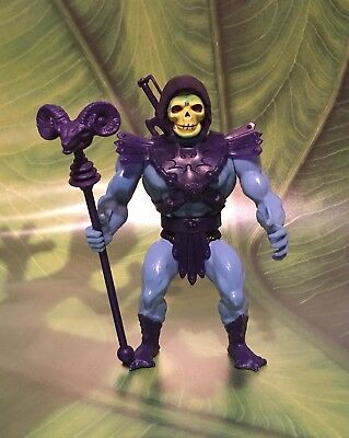 Masters Of The Universe Skeletor 1981 Taiwan