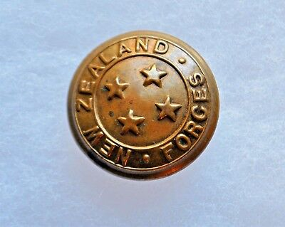 Possible WWI New Zealand Forces Button - Wooley & Co. (Birmingham)