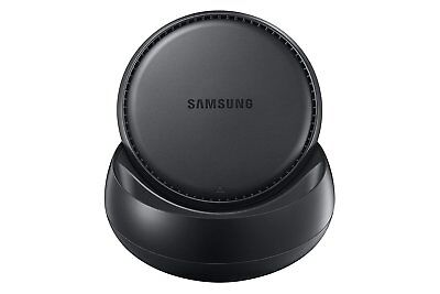 Samsung - DeX Dock Station for Galaxy S8/Galaxy S8+ Mobile Phones - Black