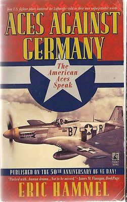 Aces Against Germany by Eric Hammel