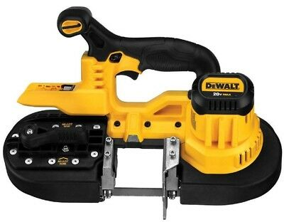 Dewalt DCS371B 20-Volt MAX Lithium-Ion Cordless Band Saw (Tool-Only)