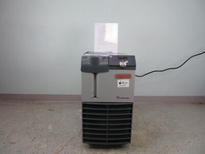 Thermo Neslab ThermoFlex 900 Recirculating Chiller with Warranty SEE VIDEO