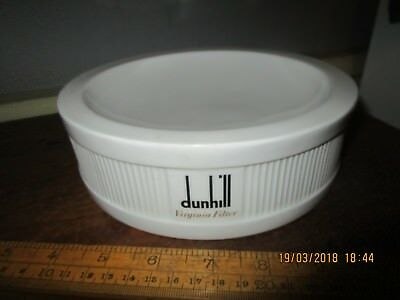 Alfred Dunhill Crown Staffordshire Ashtray designed by Marquess of Queensbury