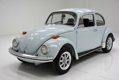 1970 Volkswagen Beetle - Classic  Ground Up Restored Robins Egg Blue Very Nice