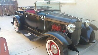 1931 Ford Model A 2 door pick up 1931 ford model a pick up roadster