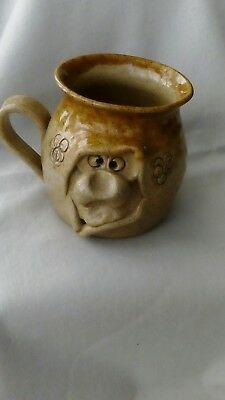 Pretty Ugly Pottery Welsh Mug