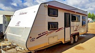 2009 Caravan Family Bunks Shower Toilet Damaged Bus Motor Home Parts *SEE VIDEO*