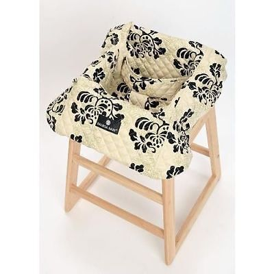 Balboa Baby Lola Shopping Cart and High Chair Cover NEW