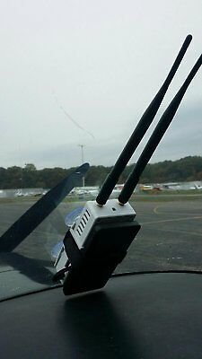 Stratux ADS-B Aviation Weather - Battery Pack, Suction Mount, AHRS, WAAS GPS