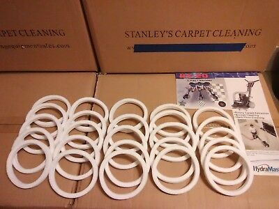 25 RX-20  felt seal gaskets carpet cleaning fits all models  $65