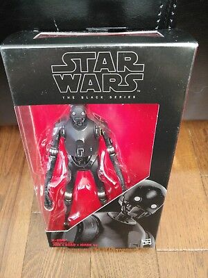 Star Wars The Black Series Rogue One K-2SO Action Figure Brand New