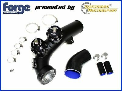FORGE Blow Pop Off Ventil Kit XXL + Hardpipe BMW E90/91/92/93 335i N54 TwinTurbo