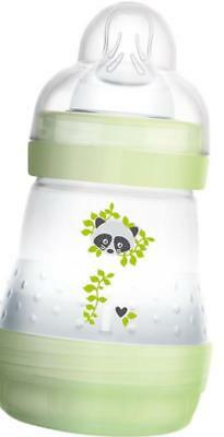 MAM Microwave Steam and Cold Water Steriliser Feeding Bottle FAST FREE DELIVERY
