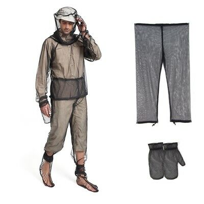 Anti-Mosquito Suit Outdoor Shirt/ Pants /Gloves/ Socks For Camping Fishing