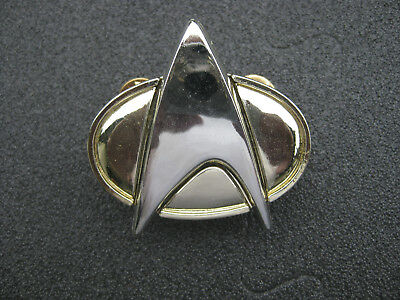 "Star Trek Communicator aus Raumschiff Enterprise ""Computer, hier Captain Kirk"""