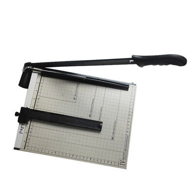 Heavy Duty A4 Photo Paper Cutter Home Office Guillotine Trimmer Mashine Ruler UK