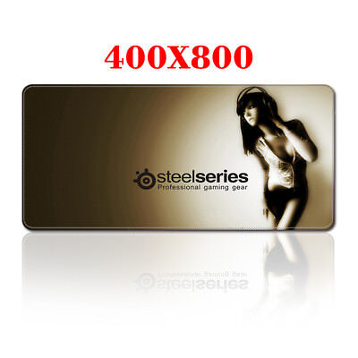 800*400*2MM For Steelseries Game Mouse Mat Super Large Speed Gaming Mice Pad