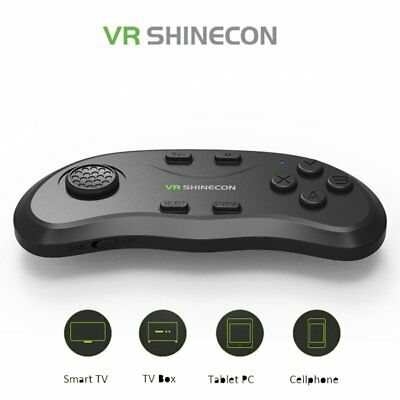 Bluetooth Wireless VR Box Gamepad Remote Controller For Android iOS iPhone