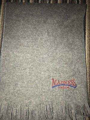 Madness Scarf (official Item)