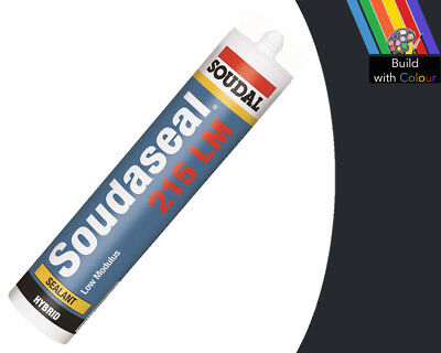 Soudal Soudaseal Silirub LMN High Quality Hybrid Sealant various colours