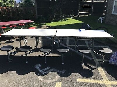 Sico 12 Seater Fold Up Table