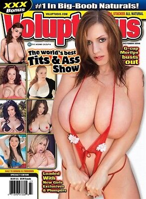 Voluptuous Magazines 40 Issues! Set 1 Score. Nicole Peters Christy Marks
