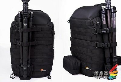 Lowepro ProTactic 450 AW Camera / Laptop Backpack Case Black - Free Shipping