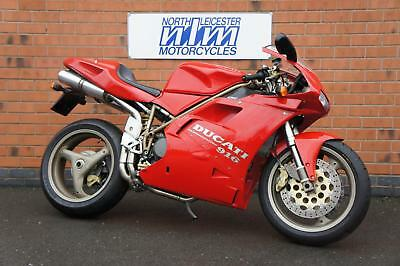 Ducati 916 Mono Pre SP 1994, frame number 43! Low miles original first series