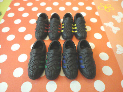 Doll Shoes - 4PAIRS Momoko Doll Sport Casual Shoes NEW