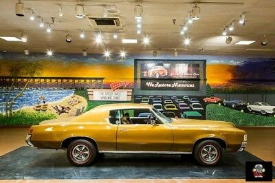 Grand Prix -- 1971 Pontiac Grand Prix, Bronzini Gold Poly with 96,785 Miles available now!