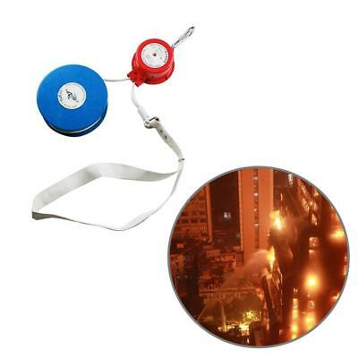 20 meters fire equipment lifesaving descending high building escape rope device