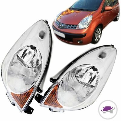Peugeot Verre Set 2007 206 Phares H4gt; Droite 1998 H7h7 Gauche 7gbyvYf6