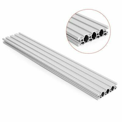 Machifit 500mm Length Black Anodized 2040 T-Slot Aluminum Profiles Extrusion Fra