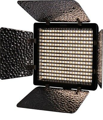 YONGNUO YN300 II  Bi-color 3200K-5500K LED Video Light Studio Lighting with Remo