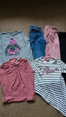 Girls bundle of clothes age 7 & 8 Next, Very & others