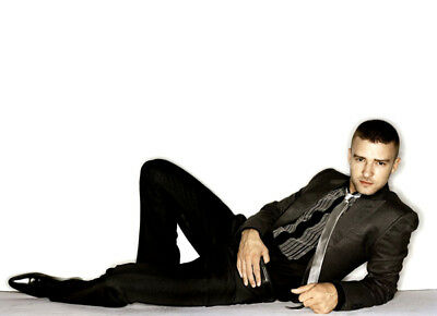 10 x Justin Timberlake UNSIGNED photographs - Handsome American singer -OFFER #3
