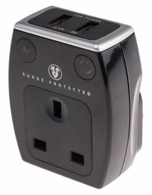 RS Pro Plug Adapter, Rated At 13A