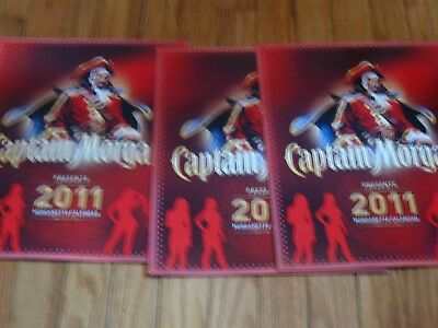 4 captain morgan  2011   morganette calendar    wow wow wow   check pictures
