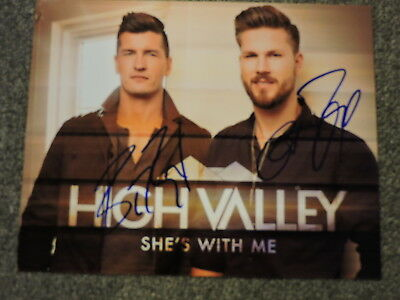 High Valley  Country Music  Autographed / Signed Photo