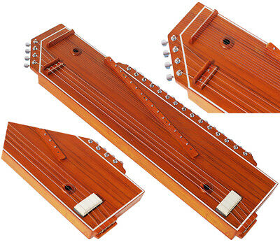 Tanpura + Swarmandal~2 In1~Tambora~Surmandal~Yoga~Bhajan~Kirtan~Hand Made Indian