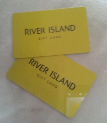 River island £30 giftcard