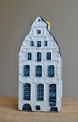 KLM BOLS Delft Amsterdam Canal House No 53 From  2002 Good Condition