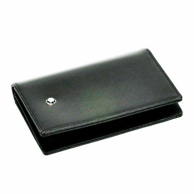 Mont Blanc Meisterstuck Business Card Holder MB14108 | NEW