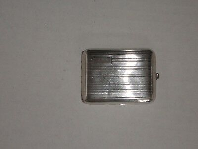 Tiffany & Co Sterling Stamp, Pill Box 925-1000