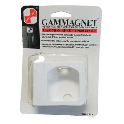Gammagnet Magnetic Gammon Reel Holder