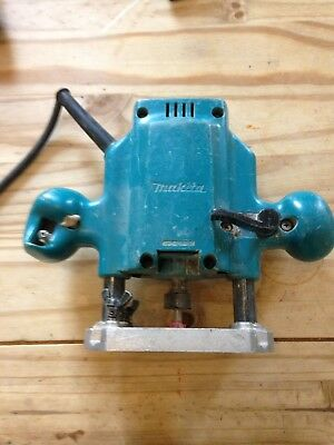Makita Router 3620 110v 1/4in Plunge Router