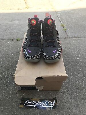 best loved d2203 21c16 Nike Air Barkley Posite Max Area 72 Premium Size 11 All Star Galaxy 588527 -060