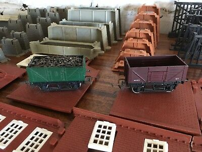 Ho Oo Scale Junk Bulk Lot Including Tyco Triang Hornby And Others