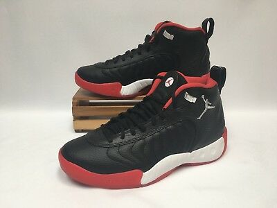 d2e114fd54f7 ... shop nike air jordan jumpman pro bred black white varsity red 906876  001 mens new ae387